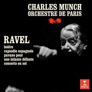 Ravel: Piano Concerto in G Major, Rapsodie espagnole, Boléro & Pavane