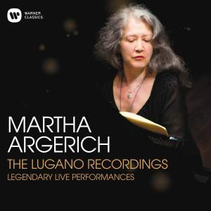 Martha Argerich - The Lugano Recordings Product Image