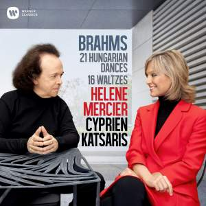 Brahms: 21 Hungarian Dances & 16 Waltzes
