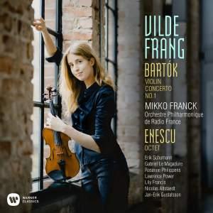 Bartók: Violin Concerto No. 1 & Enescu: Octet for strings
