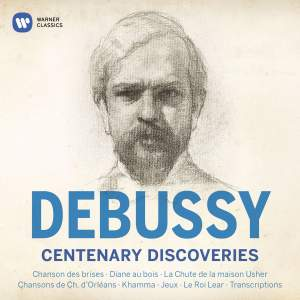 Debussy Centenary Discoveries