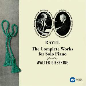 Ravel: The Complete Works for Solo Piano (Original Jacket)