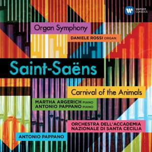 Saint-Saëns: Organ Symphony & Carnival of the Animals