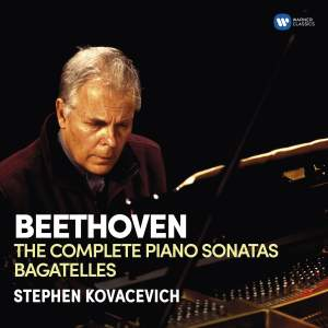 Beethoven: The Complete Piano Sonatas & Bagatelles Product Image