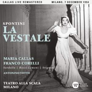 Spontini: La Vestale