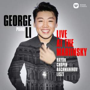 George Li – Live at the Mariinsky