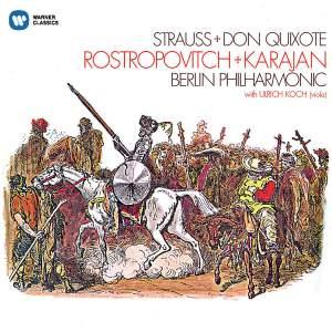 Strauss, Richard: Don Quixote