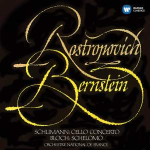 Schumann: Cello Concerto & Bloch: Schelomo