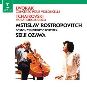 Dvorak: Cello Concerto - Tchaikovsky: Variations on a Rococo theme