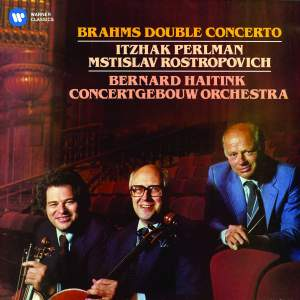 Brahms: Double Concerto for Violin & Cello in A minor, Op. 102