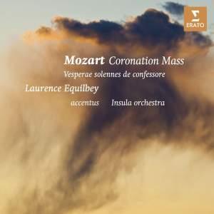 Mozart: Vesperae solennes de confessore & Coronation Mass Product Image