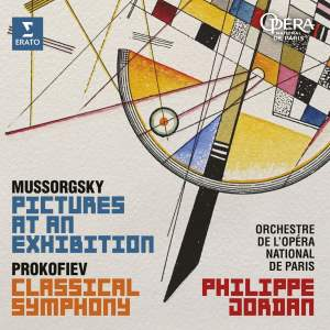 Mussorgsky: Pictures at an Exhibition & Prokofiev: Symphony No. 1