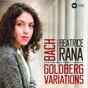 Bach, J S: Goldberg Variations, BWV988 Product Image