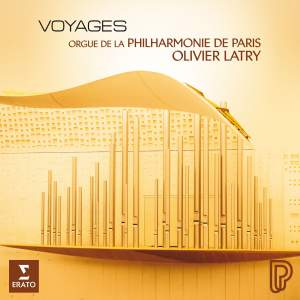 Voyages - Organ transcriptions