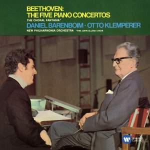 Beethoven: Piano Concertos Nos. 1-5 & The Choral Fantasia