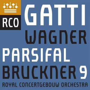 Wagner: Parsifal Prelude & Good Friday Spell & Bruckner: Symphony No. 9 Product Image