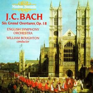 J. C. Bach: Six Grand Overtures, Op. 18