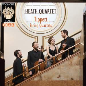 Tippett: String Quartets Nos. 1 - 5 (Complete)