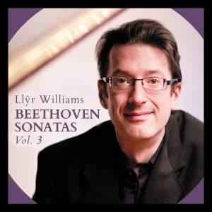 Beethoven Sonatas, Vol. 3 Product Image
