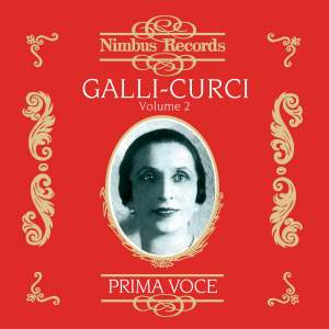 Amelita Galli-Curci Vol.2