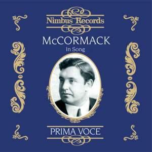 John McCormack in Song