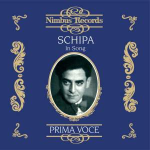Tito Schipa in Song Product Image