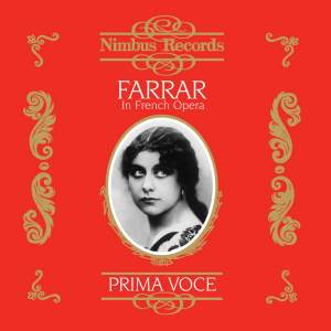Farrar in French Opera