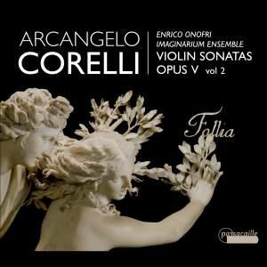 Corelli: Violin Sonatas Op. 5 (Volume 2)