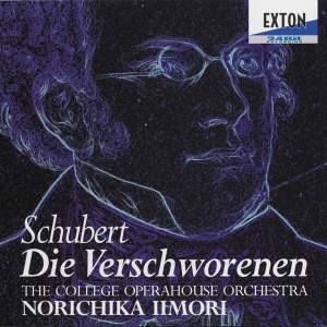 Schubert: Die Verschworenen (Der Hauslisch Krieg) D. 787 Product Image