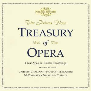 The Prima Voce Treasury of Opera, Volume 2