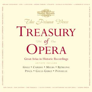 The Prima Voce Treasury of Opera, Volume 1