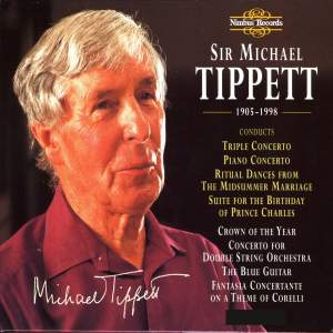 Sir Michael Tippett, 1905-1998: The Nimbus Recordings