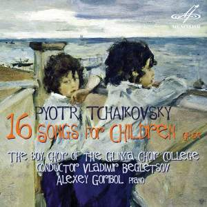 Tchaikovsky: Children's Songs, Op. 54