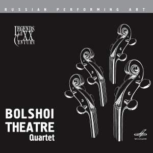 Legends of the XX century – Bolshoi Theatre, quartet