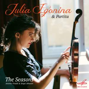 Julia Igonina: The Seasons