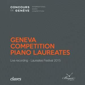 Geneva Competition Piano Laureates - Live recording - Laureates Festival 2015