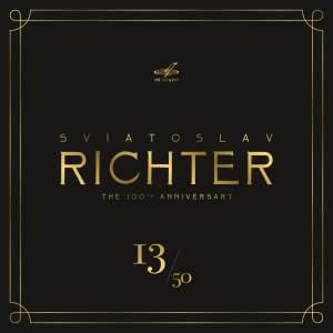 Sviatoslav Richter 100, Vol. 13 (Live)