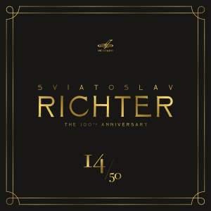 Sviatoslav Richter 100, Vol. 14 (Live)