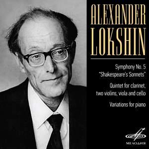 Lokshin: Symphony No. 5