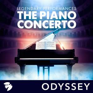 Legendary Performances: The Piano Concerto