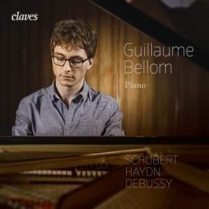 Schubert, Haydn: Piano Sonatas, Debussy: Estampes