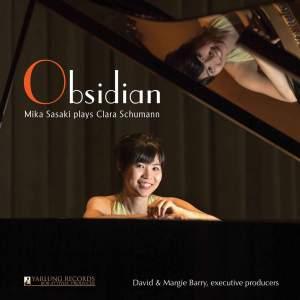 Obsidian: Mika Sasaki plays Clara Schumann