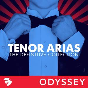 Tenor Arias: The Definitive Collection
