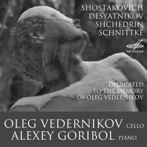 To the Memory of Oleg Vedernikov