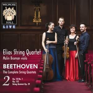 Beethoven: The Complete String Quartets Volume 2