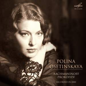 Osetinskaya Plays Rachmaninoff & Prokofiev