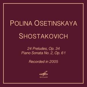 Shostakovich: 24 Preludes & Piano Sonata No. 2