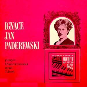 Plays Paderewski And Liszt