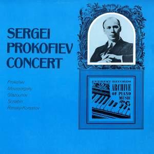 Sergei Prokofiev Concert