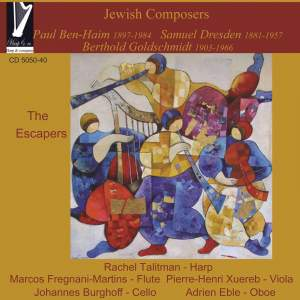 Jewish Composers - The Escapers Product Image
